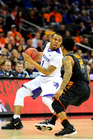 NCAA Basketball 2016: Kansas State vs Oklahoma State  MAR 09